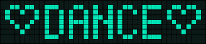Alpha pattern #4897