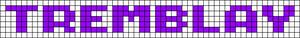 Alpha pattern #4903