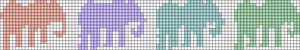 Alpha pattern #4910