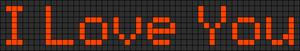 Alpha pattern #4912