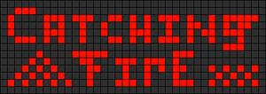 Alpha Friendship Bracelet Pattern #4914