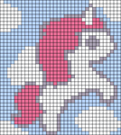 Alpha pattern #4921