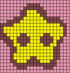 Alpha pattern #4925