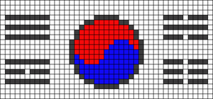 Alpha pattern #4927