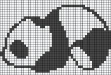 Alpha pattern #4933