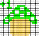 Alpha pattern #4935