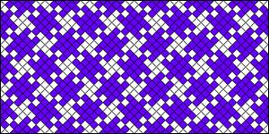 Normal Friendship Bracelet Pattern #4943