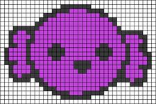 Alpha pattern #4958
