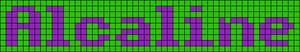 Alpha pattern #4964