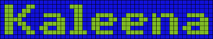 Alpha pattern #4965