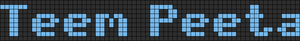 Alpha pattern #4968