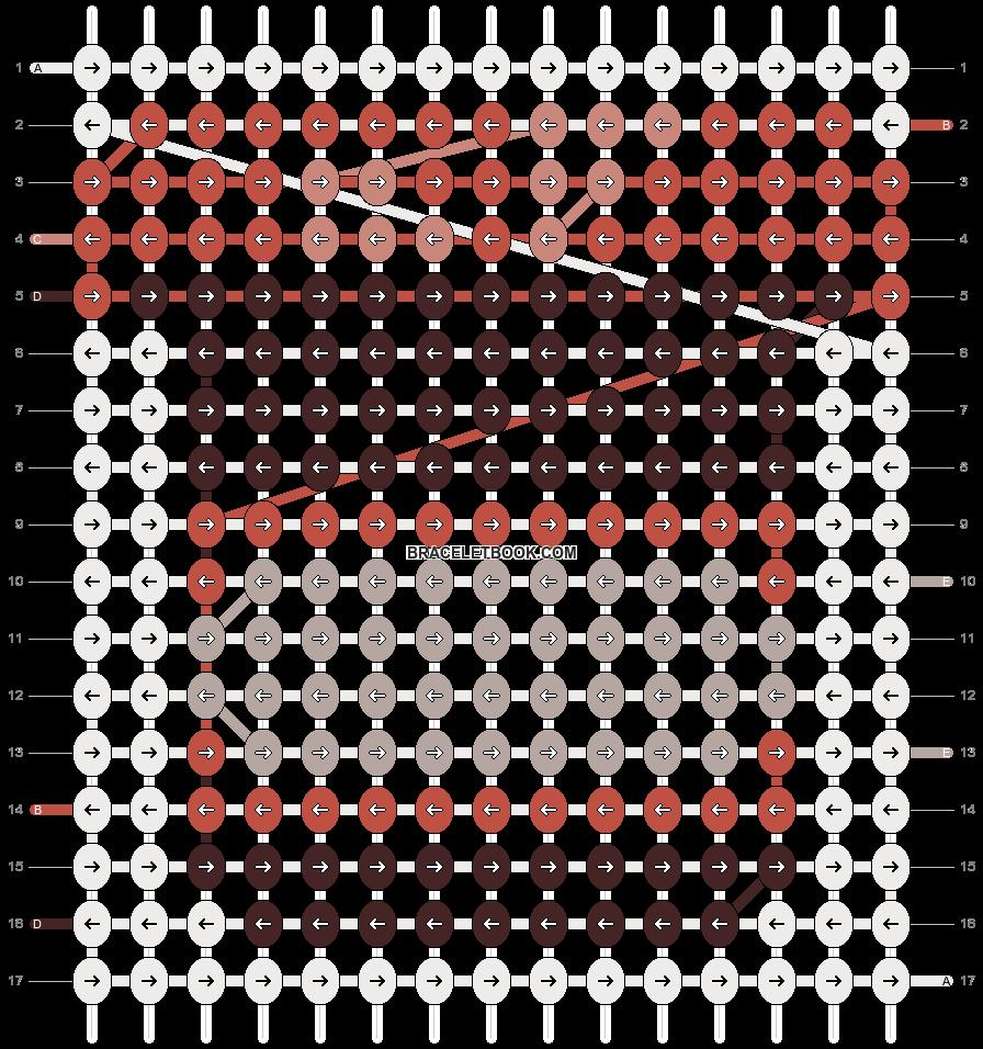 Alpha pattern #4971 pattern