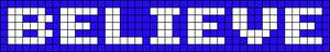 Alpha pattern #4972