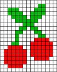 Alpha pattern #4974