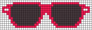 Alpha Friendship Bracelet Pattern #4978