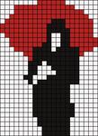 Alpha pattern #4979