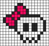 Alpha pattern #4980