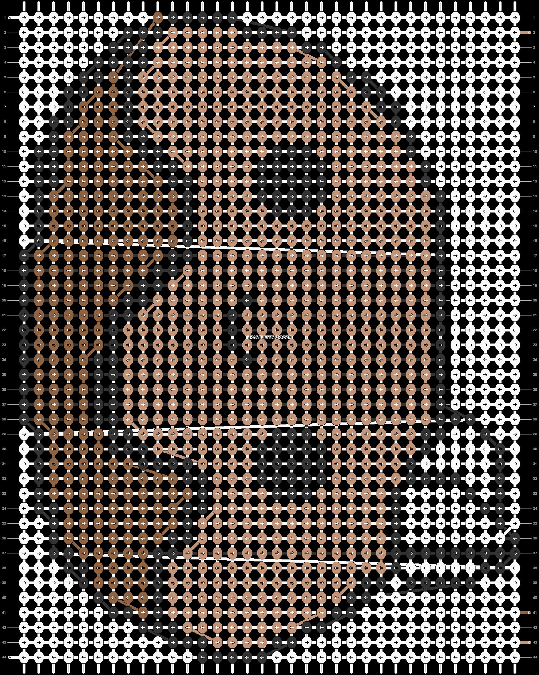 Alpha pattern #4982 pattern