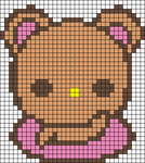 Alpha pattern #4990