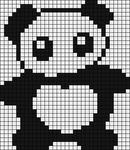Alpha pattern #4997