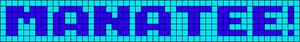 Alpha pattern #5004