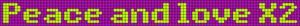 Alpha pattern #5005