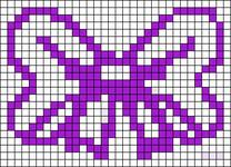 Alpha pattern #5030