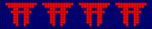 Alpha pattern #5056