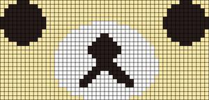 Alpha pattern #5060