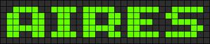 Alpha pattern #5063