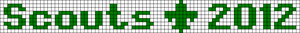 Alpha pattern #5065