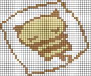 Alpha pattern #5070