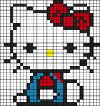 Alpha pattern #5076