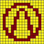 Alpha pattern #5103