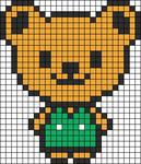 Alpha pattern #5104