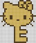 Alpha pattern #5111