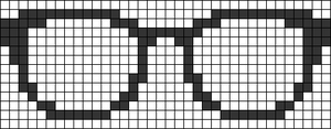 Alpha pattern #5132