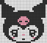 Alpha pattern #5136