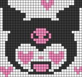 Alpha pattern #5140