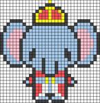 Alpha pattern #5146