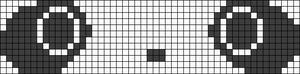 Alpha Friendship Bracelet Pattern #5156