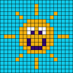 Alpha pattern #5160