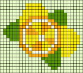 Alpha pattern #5165