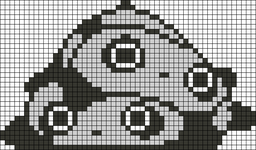 Alpha pattern #5178