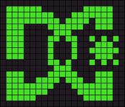 Alpha pattern #5182