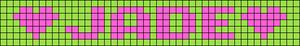 Alpha pattern #5183