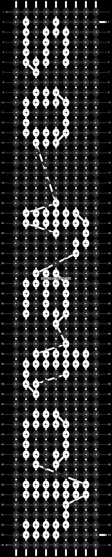 Alpha pattern #5211 pattern