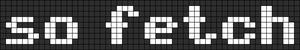 Alpha pattern #5211
