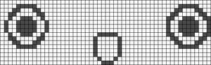 Alpha pattern #5224