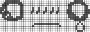 Alpha pattern #5226